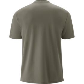 Maier Sports Wali SS Shirt Men dusty olive